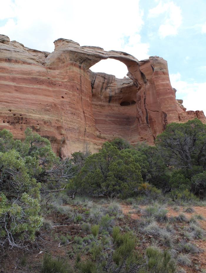 rattlesnake arches grand junction