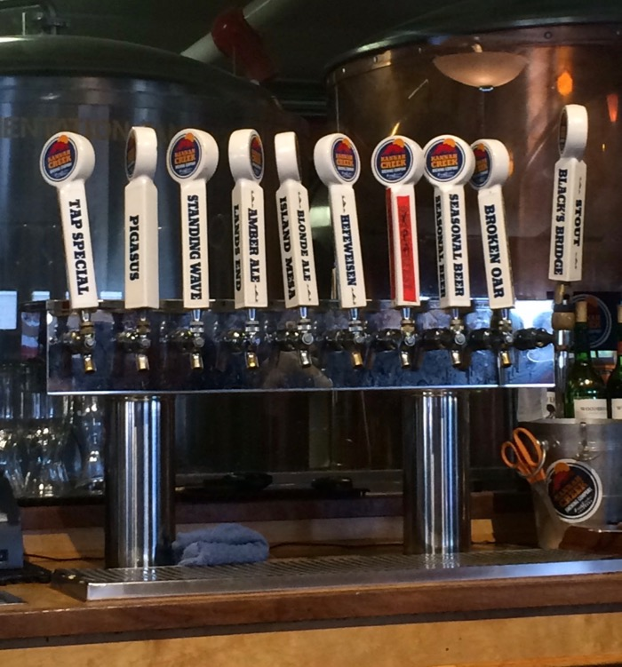 kannah creek brewery taps