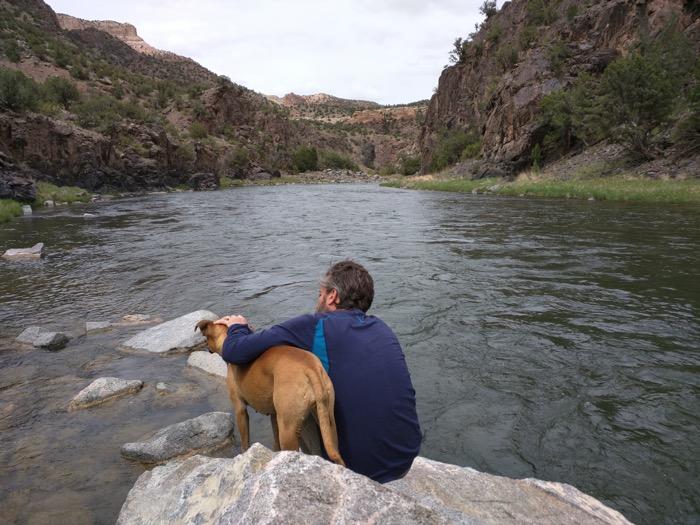 montrose gunnison river