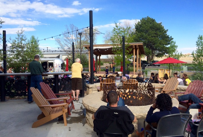 odell brewery live music