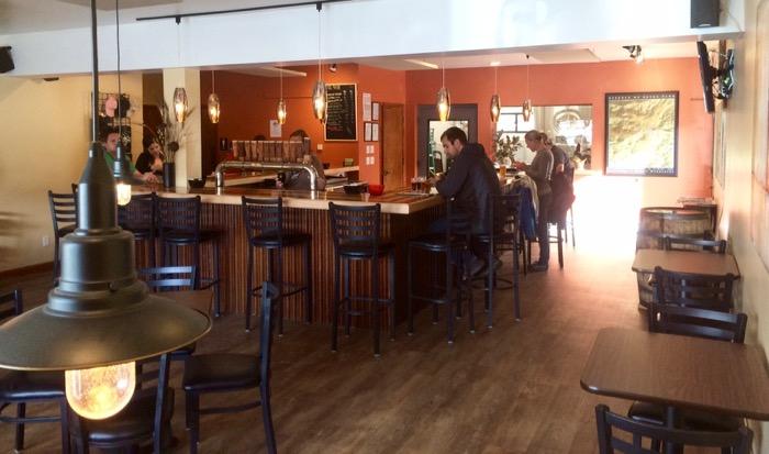 rock cut brewery interior