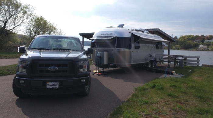 houghton city rv park