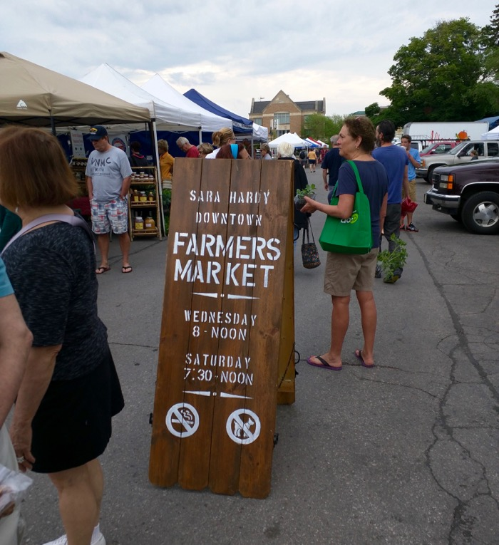 traverse city farmers market