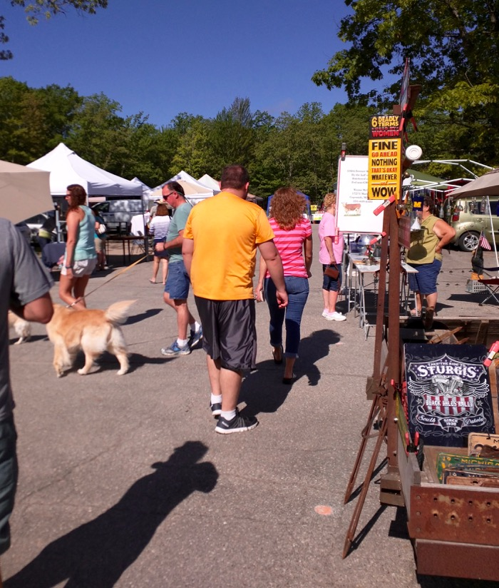 interlochen michigan farmers market