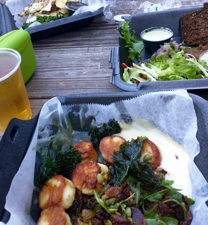 rain abingdon dinner