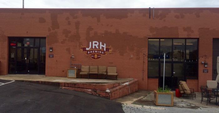 JRH Brewing Johnson City TN