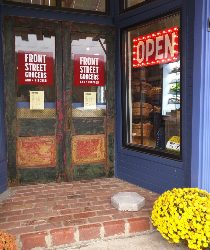 front street grocers thomas wv