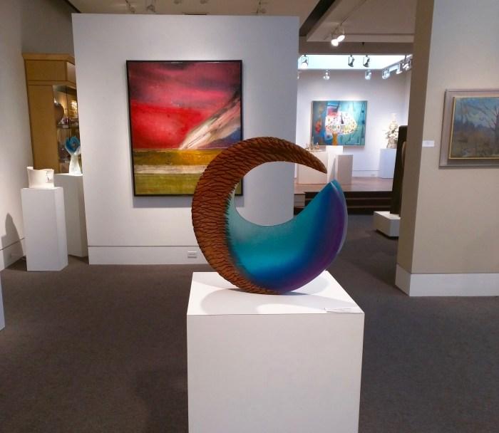 blue spiral 1 gallery