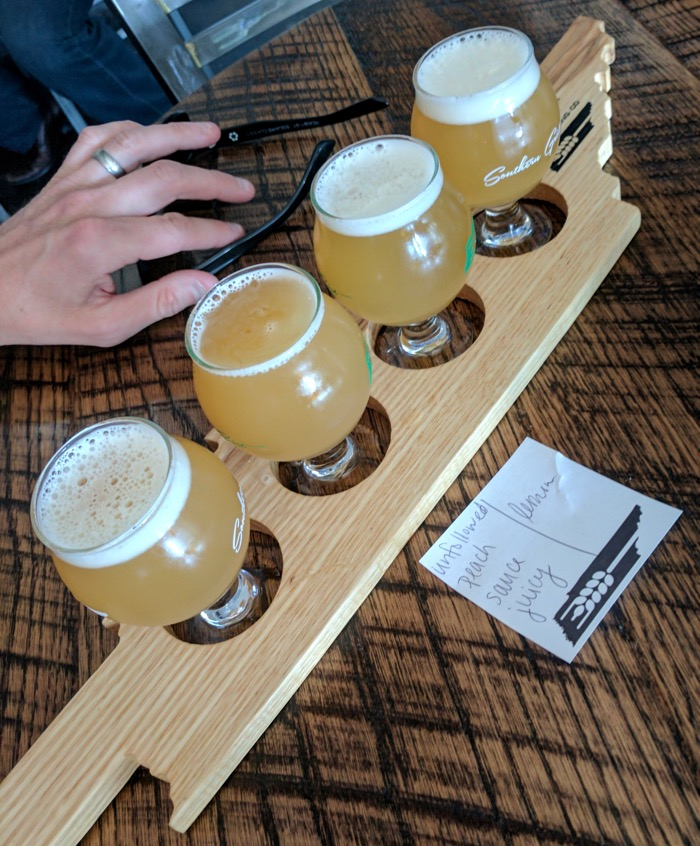 flight at Southern Grist