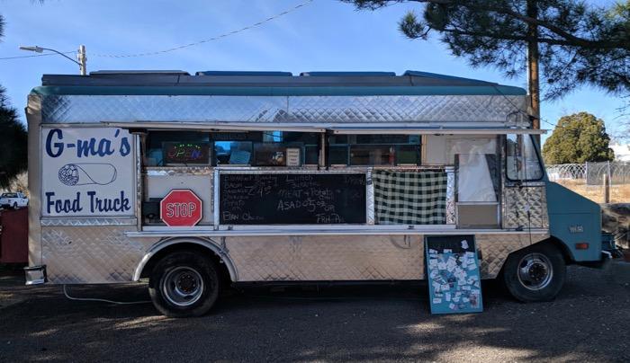 G-ma's Food Truck in Alpine