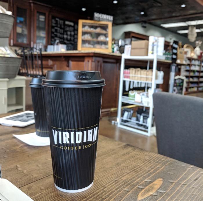 Viridian coffee in Lawton OK
