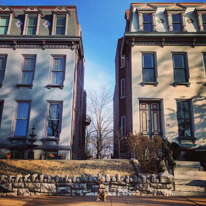 Lafayette Sq architecture