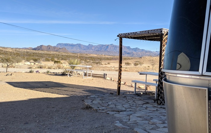 BJ's RV Park in Terlingua