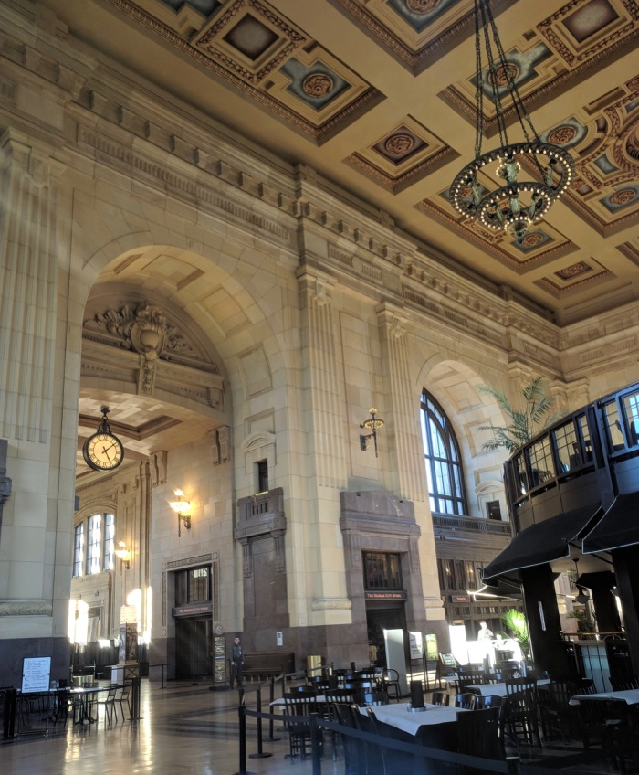 union station grand hall kc