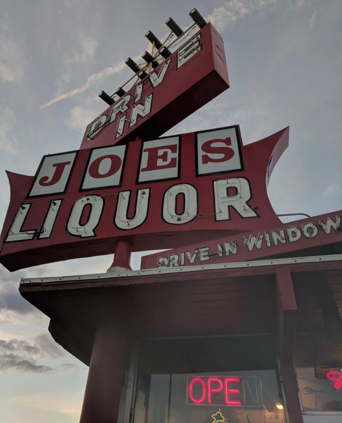 Joes Liquor Rock Springs
