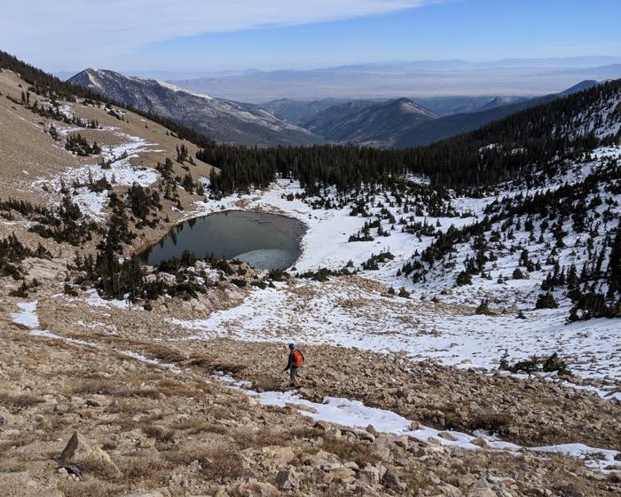 Johnson Lake Great Basin