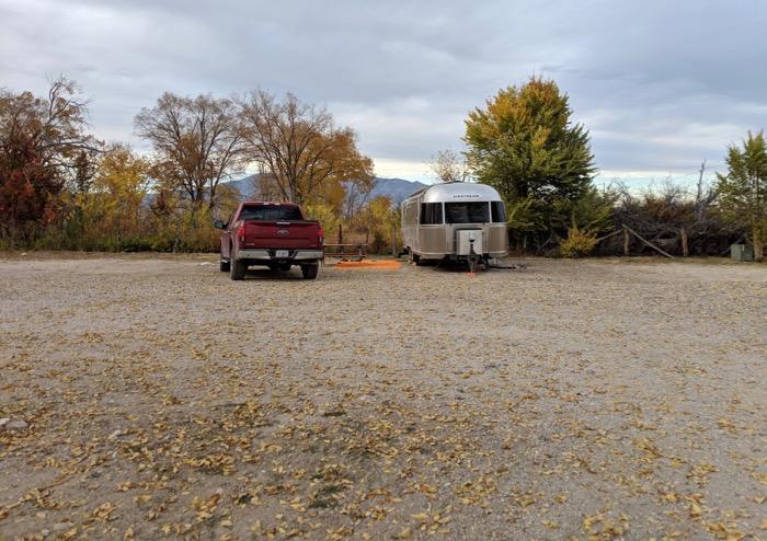 Whispering Elms Campground Baker NV