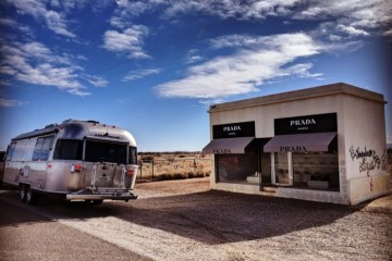 airstream at prada marfa