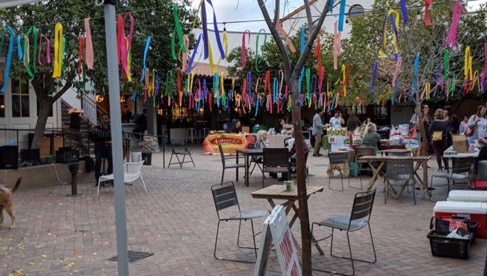 farmers market at Mercado San Agustin in Tucson