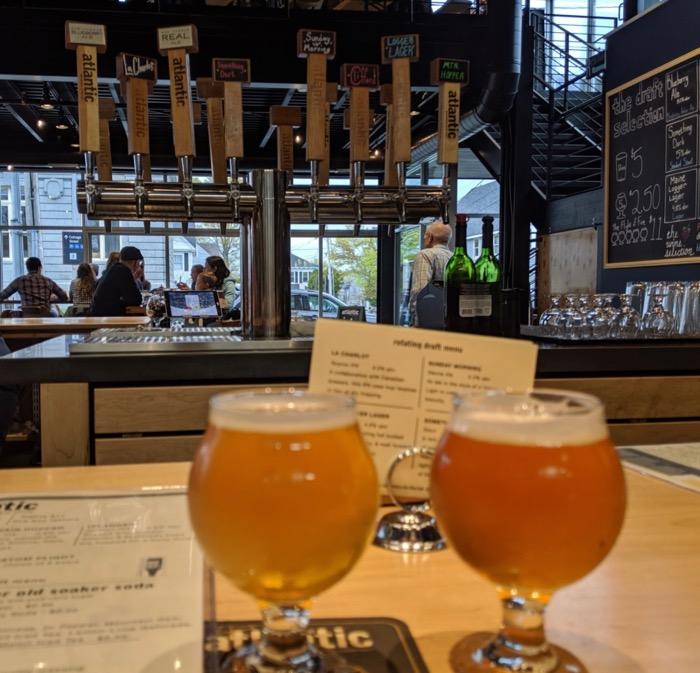atlantic brewing bar harbor