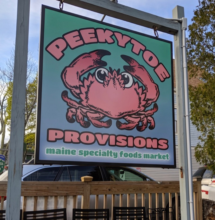peekytoe provisions