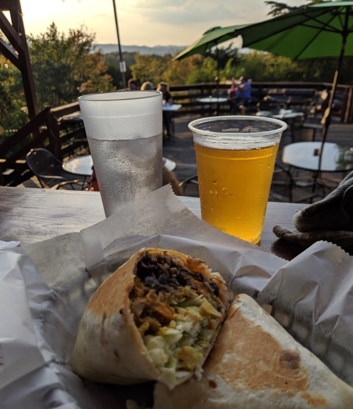 Burrito Bar in Fayetteville