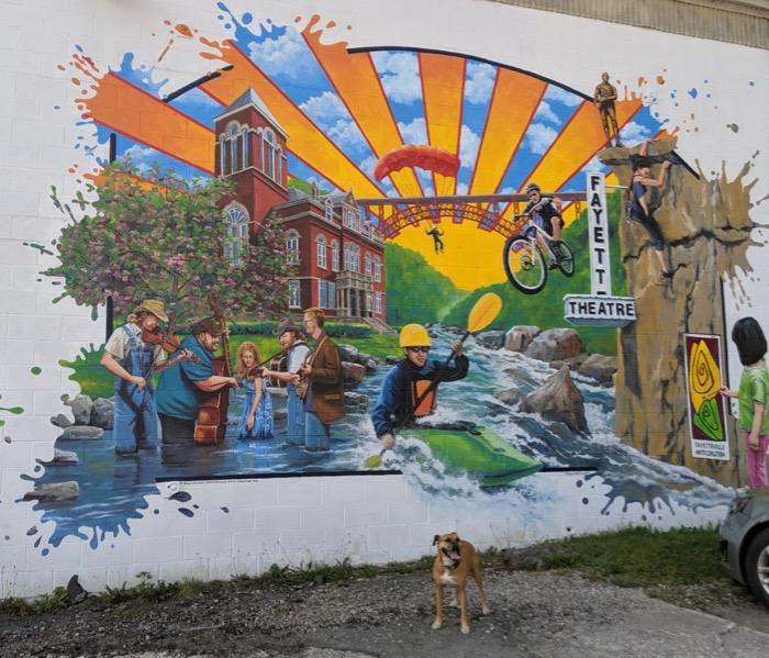 Bugsy in Fayetteville WV