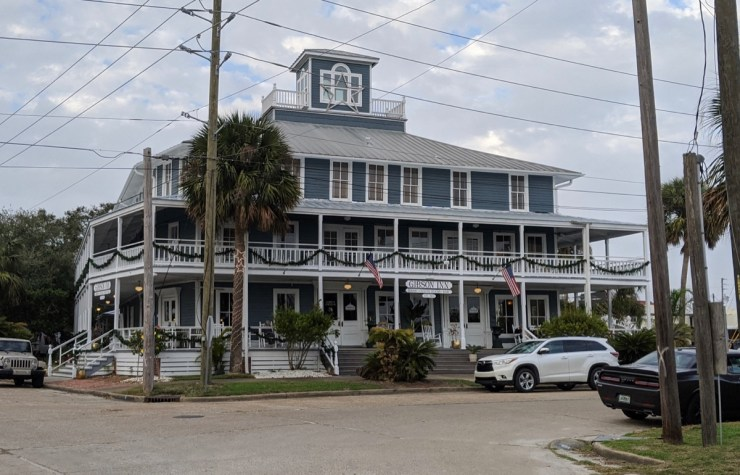 Gibson Inn in Apalachicola