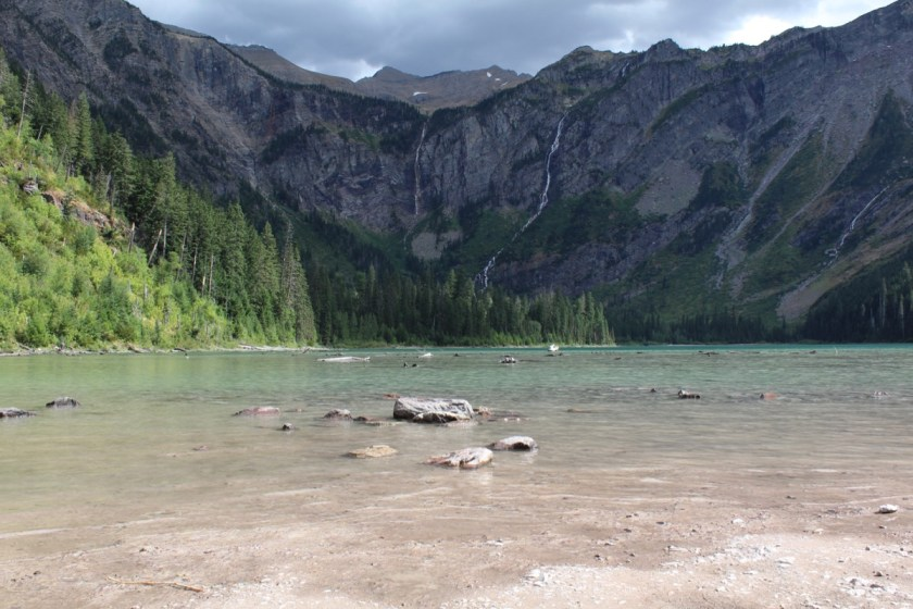 Avalanche Lake in GNP