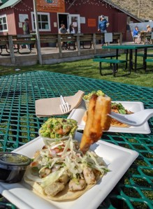 tacos and fries at Streetfood in Wilson