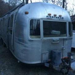 Front Kitchen Travel Trailer Cabinet Distributors 1977 Airstream Sovereign 31ft For Sale In ...