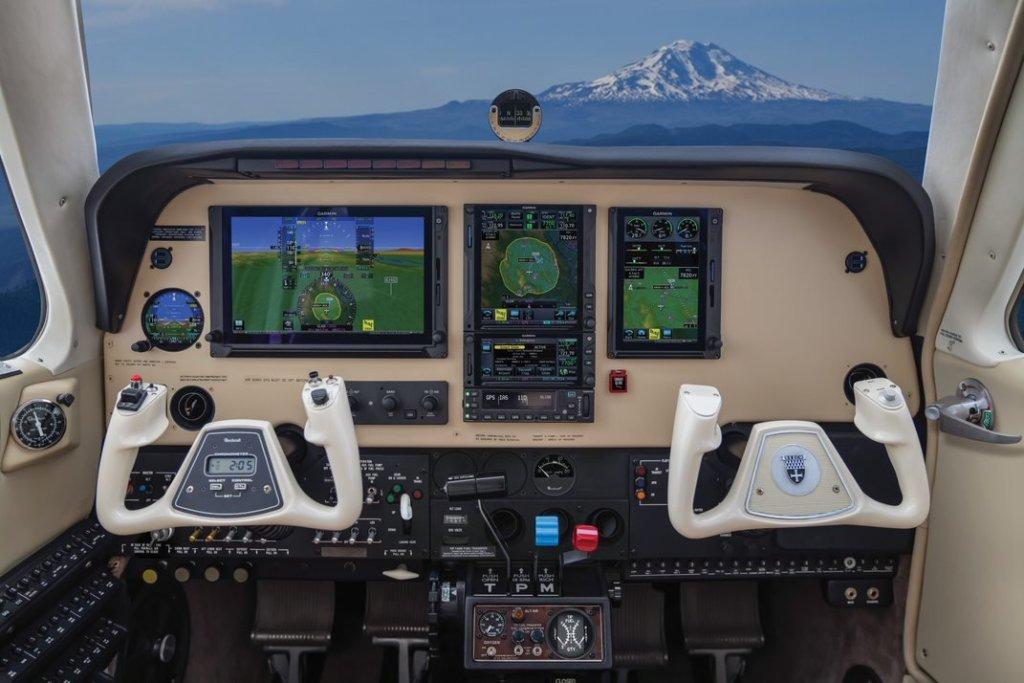 Garmin Smart Glide technology