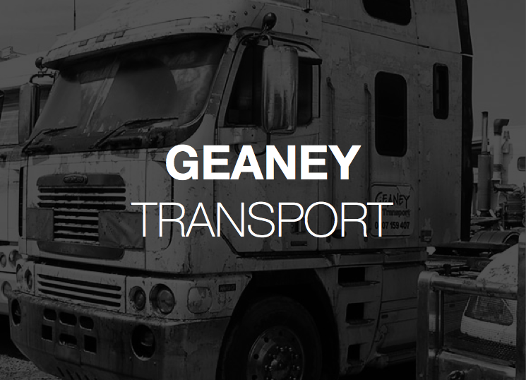 Geaney transport case study photo