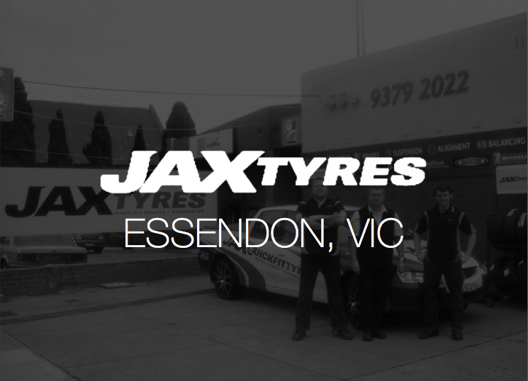 JAX tyres in Essendon VIC- Airtec case study cover photo