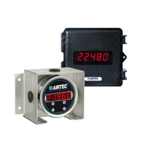 Airtec Digital Truck Scales - AXL series