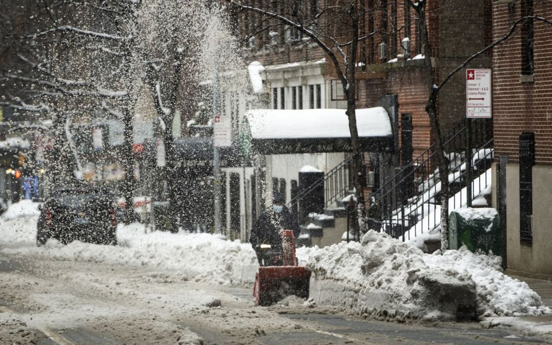 Winter Storm Surprise The South!