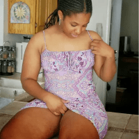 Sexy Kenyan Woman Opens Her Thighs and Scratches Her Pussy – TEMPTATION GUYS