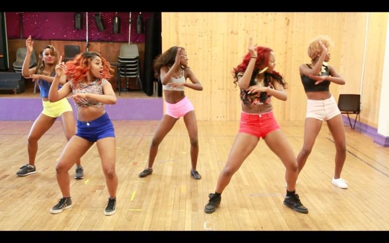 Kwasa Kwasa Dance