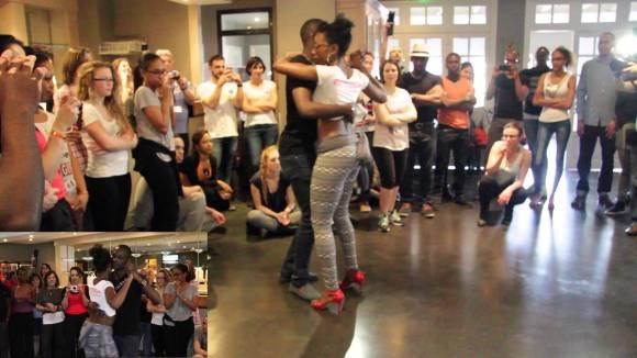 Tarraxinha Dance