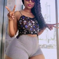 Hot and Curvaceous African Babe Lies Naked on Bed - Sanchi Rimoy from Tanzania