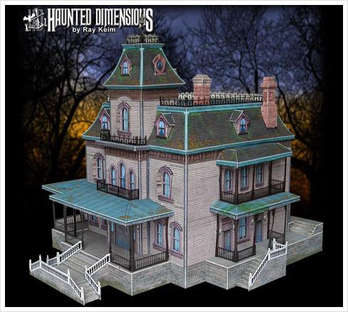 phantom_manor_papercraft