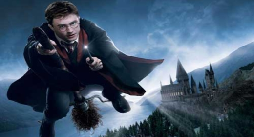 Harry Potter Besen Fliegen