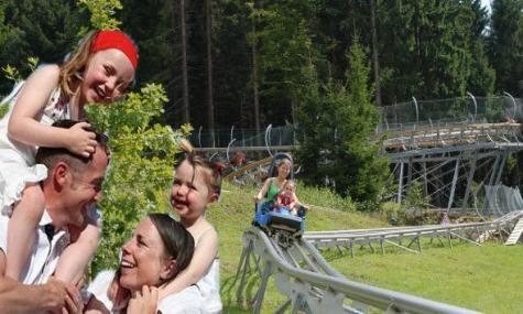 Spaß für die ganze Familie soll der neue Freizeitpark ab 2015 bieten.