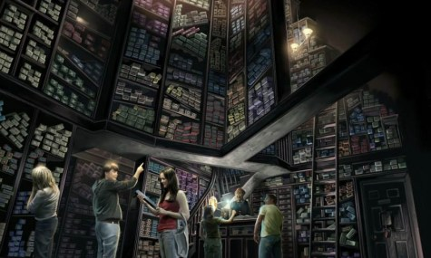 Ollivanders: Makers of Fine Wands since 382 BC