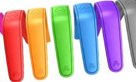 Modernes Design in allen Farbvariationen - das Magicband
