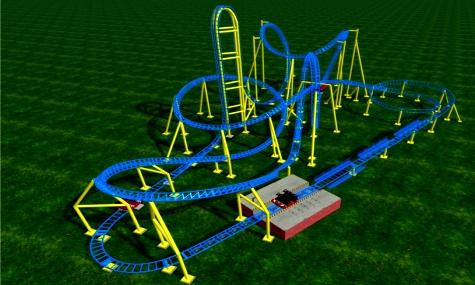 Impulse - Neu im Knoebels Amusement Park 2015