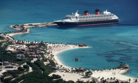Echtes Südseefeeling auf Castaway Cay, der Insel exklusiv für Disney Cruise Line Gäste