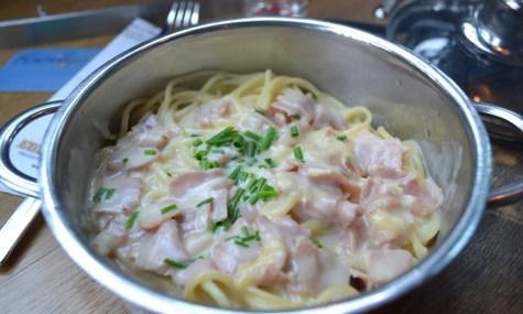 Spaghetti Carbonara - FoodLoop, Europa-Park