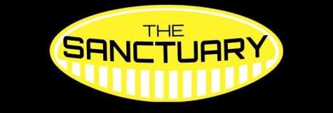 Eines der beiden Mazes - The Sanctuary