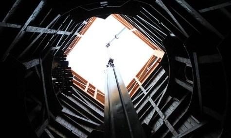 So sieht das Innere von Thaolon, vor der Eröffnung, aus